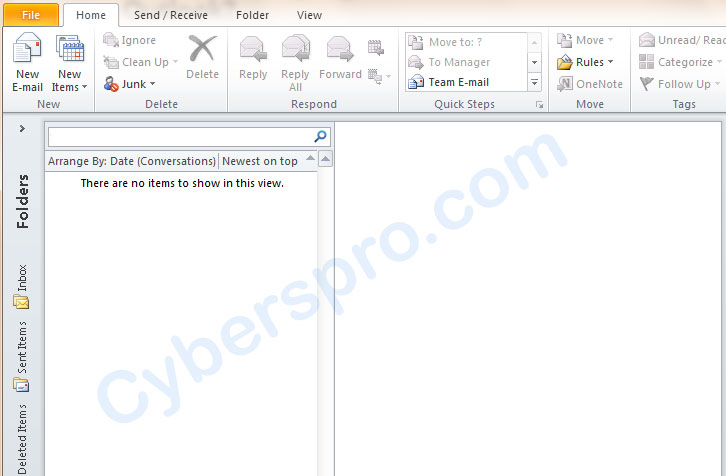 Open-Outlook-from-Microsoft-Office