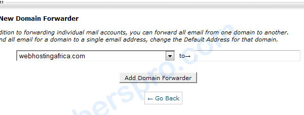 domain-forwarder